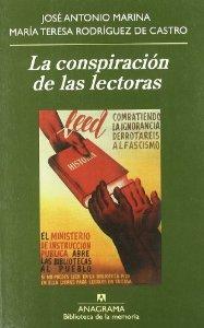 Portada de LA CONSPIRACIÓN DE LAS LECTORAS