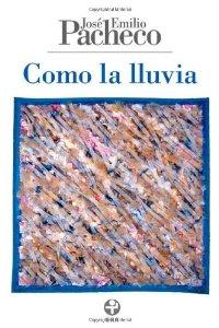Portada de COMO LA LLUVIA. POEMAS 2001-2008