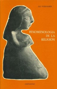 Portada de FENOMENOLOGÍA DE LA RELIGIÓN