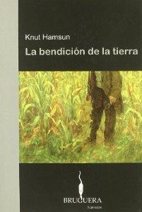 Portada de LA BENDICIÓN DE LA TIERRA
