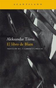 Portada de EL LIBRO DE BLAM