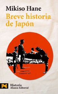 Portada de BREVE HISTORIA DE JAPÓN