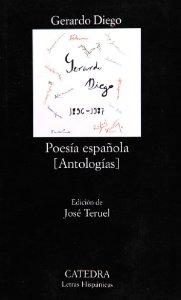 Portada de POESIA ESPAÑOLA (ANTOLOGIAS)