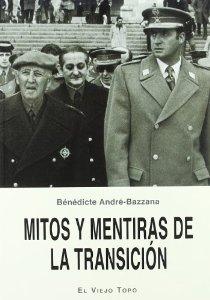Portada de MITOS Y MENTIRAS DE LA TRANSICIÓN