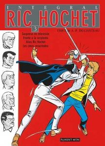 RIC HOCHET. INTEGRAL 3