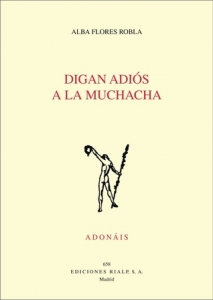 Portada de DIGAN ADIÓS A LA MUCHACHA