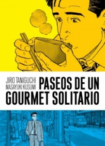 Portada de PASEOS DE UN GOURMET SOLITARIO. EL GOURMET SOLITARIO #2