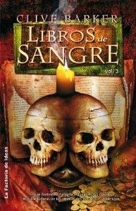 LIBROS DE SANGRE III