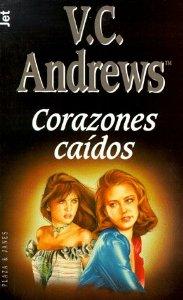 Portada de CORAZONES CAIDOS (CASTLER #3)