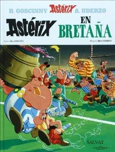 ASTÉRIX EN BRETAÑA (ASTÉRIX #8)