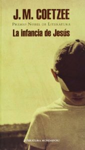 Portada de LA INFANCIA DE JESÚS