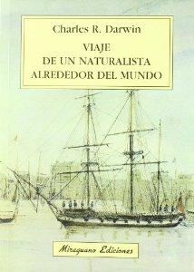 Portada de VIAJE DE UN NATURALISTA ALREDEDOR DEL MUNDO