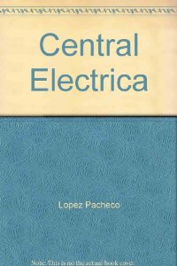 Portada de CENTRAL ELÉCTRICA