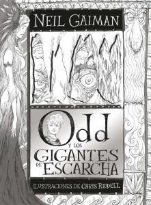 Portada de ODD Y LOS GIGANTES DE ESCARCHA