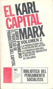 EL CAPITAL. LIBRO PRIMERO, VOL. 2.. EL PROCESO DE PRODUCCIÓN DEL CAPITAL (EL CAPITAL#2)