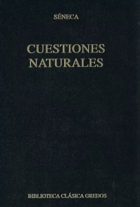 Portada de CUESTIONES NATURALES