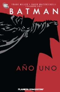 Portada de BATMAN: AÑO UNO