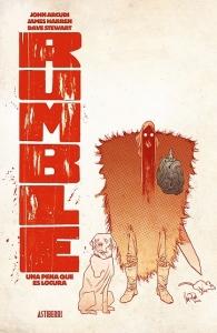 RUMBLE TOMO 2: UNA PENA QUE ES LOCURA