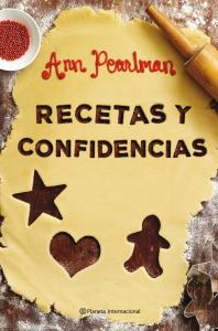 Portada de RECETAS Y CONFIDENCIAS