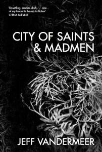 CITY OF SAINTS AND MADMEN (AMBERGRIS #1)