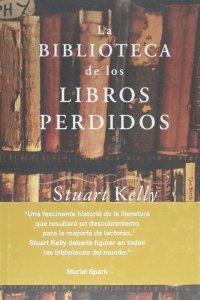 Portada de LA BIBLIOTECA DE LOS LIBROS PERDIDOS