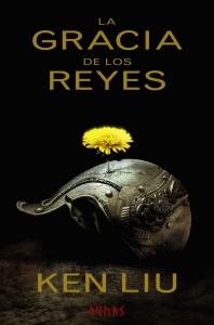 Portada de LA GRACIA DE LOS REYES (LA GRACIA DE LOS REYES #1)