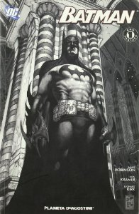 Portada de BATMAN: UN AÑO DESPUES