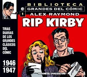 BIBLIOTECA GRANDES DEL CÓMIC. RIP KIRBY 1 (RIP KIRBY#1)