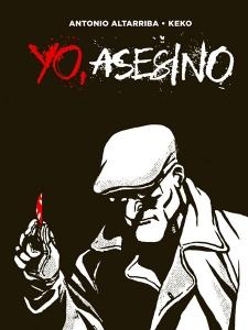 Portada de YO, ASESINO