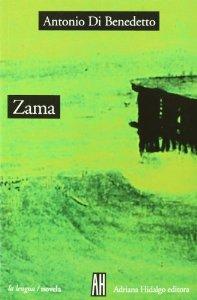 Portada de ZAMA
