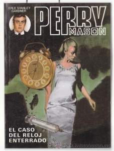 EL CASO DEL RELOJ ENTERRADO (PERRY MASON #22)
