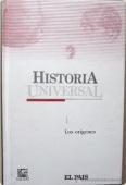 LOS ORÍGENES (HISTORIA UNIVERSAL #1)