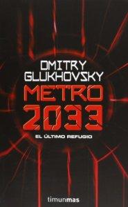Portada de METRO 2033 (METRO #1)