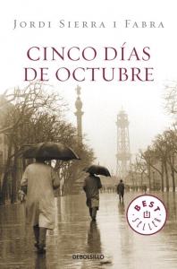 CINCO DÍAS DE OCTUBRE (INSPECTOR MIQUEL MASCARELL #3)
