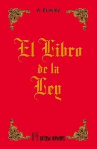 Portada de EL LIBRO DE LA LEY