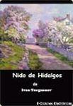 Portada de NIDO DE NOBLES