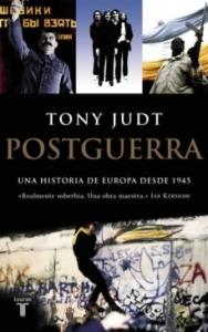 POSTGUERRA, UNA HISTORIA DE EUROPA DESDE 1945