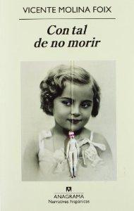 Portada de CON TAL DE NO MORIR
