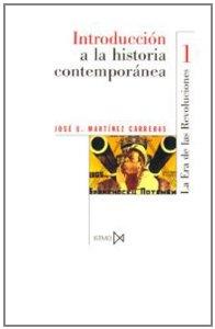 Portada de INTRODUCCIÓN A LA HISTORIA CONTEMPORÁNEA I