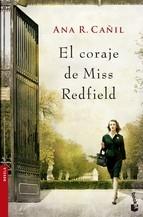 Portada de EL CORAJE DE MISS REDFIELD