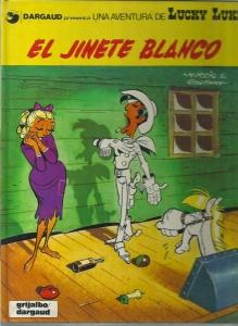 LUCKY LUKE: EL JINETE BLANCO (LUCKY LUKE#42)