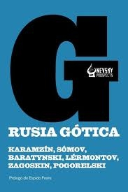 Portada de RUSIA GÓTICA