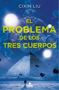 Portada de EL PROBLEMA DE LOS TRES CUERPOS (TRILOGÍA DE LOS TRES CUERPOS #1)