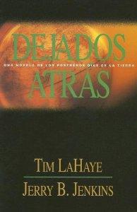 Portada de DEJADOS ATRÁS (DEJADOS ATRÁS #  1)