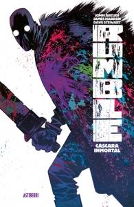 RUMBLE TOMO 3: CÁSCARA INMORTAL