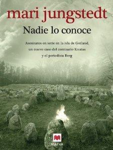 Portada de NADIE LO CONOCE