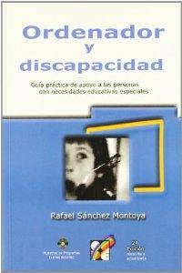 Portada de ORDENADOR Y DISCAPACIDAD (INCLUYE CD-ROM)
