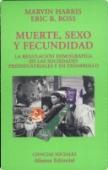 Portada de MUERTE, SEXO Y FECUNDIDAD