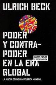 Portada de PODER Y CONTRAPODER EN LA ERA GLOBAL. LA NUEVA ECONOMÍA POLÍTICA MUNDIAL