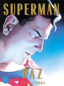 Portada de SUPERMAN: PAZ EN LA TIERRA